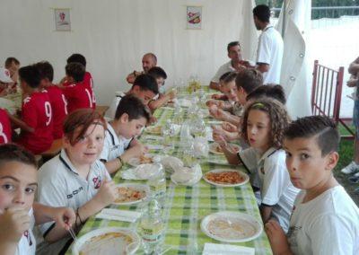A cena, Torneo Zanovello