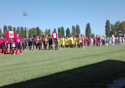 Cerimonia apertura Torneo Sandro Lucco