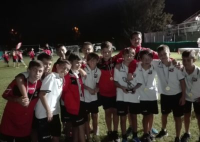 Premiazioni Torneo Sandro Lucco